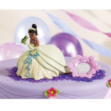 Princess Tiana Cake Topper